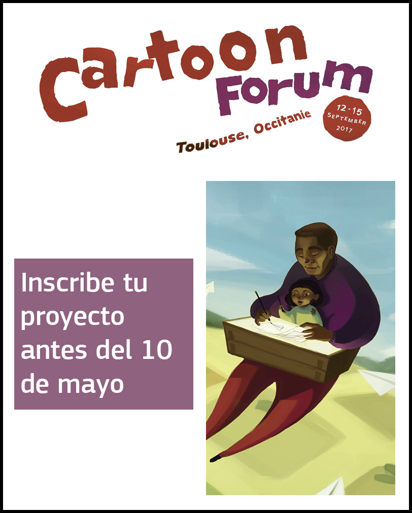 Cartoon Forum Toulouse 2017