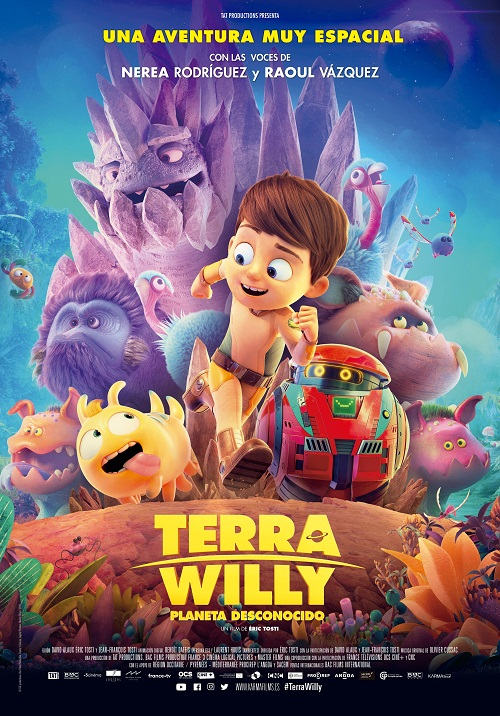 TerraWillyPoster