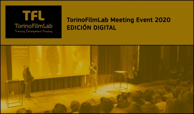 TORINOFILMLAB: Edición digital de su TFL Meeting Event
