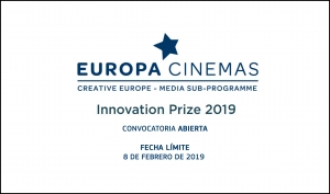 EUROPA CINEMAS: Innovation Prize 2019