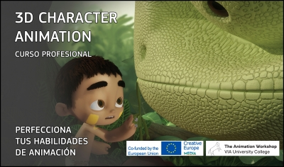THE ANIMATION WORKSHOP: 3D Character Animation 2020