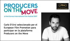 PRODUCERS ON THE MOVE: Carlo D'Ursi
