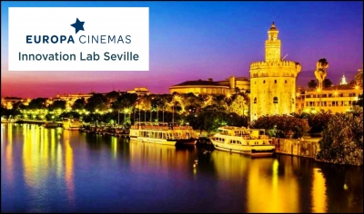 EUROPA CINEMAS: Innovation Lab en Sevilla