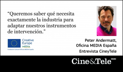 CONECTA FICTION 2019: Entrevista a Peter Andermatt (por Cine&Tele)