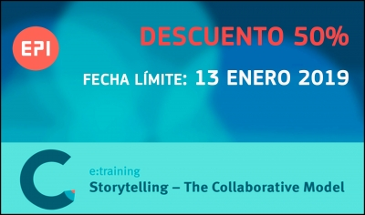 ERICH POMMER INSTITUT: Descuento para el curso e-learning Storytelling - The Collaborative Model