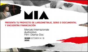 MIA MARKET 2020: Film Co-Production Market and Pitching Forum