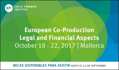 ERICH POMMER INSTITUT: European Co-Production. Becas para el taller en Mallorca