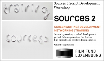 SOURCES 2: Script Development Workshop 2017