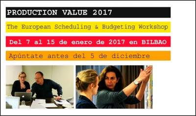 PRODUCTION VALUE 2017: Apúntate a esta edición