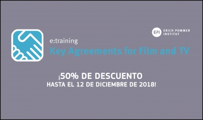 ERICH POMMER INSTITUT: Curso online Key Agreements for Film and TV