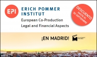 ERICH POMMER INSTITUT: Curso European Co-Production en Madrid