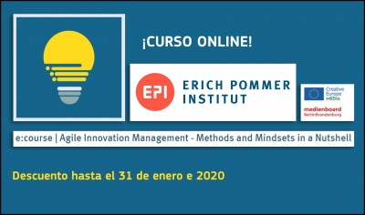 ERICH POMMER INSTITUT: Nuevo curso online Agile Innovation Management