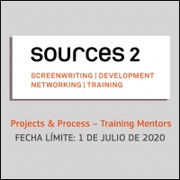 SOURCES 2: PROJECTS AND PROCESS