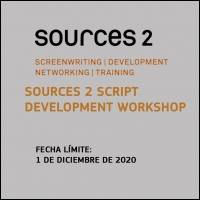 SOURCES 2 SCRIPT DEVELOPMENT WORKSHOP