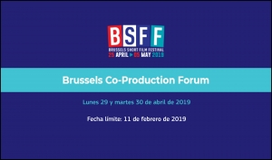 BRUSSELS SHORT FILM FESTIVAL: Descubre su Co-Production Forum