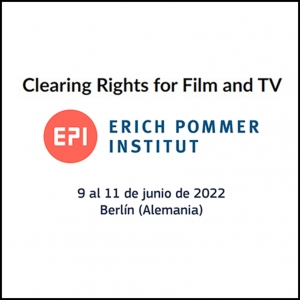 ERICH POMMER INSTITUT: Clearing Rights for Film and TV