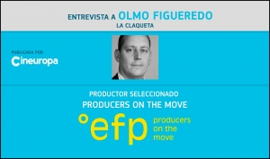 ENTREVISTA: Olmo Figueredo (Producer on the Move 2020)