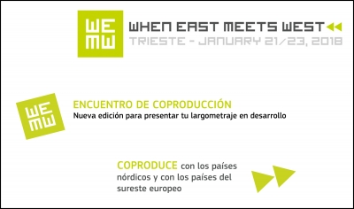 WHEN EAST MEETS WEST: Abierta convocatoria de 2018