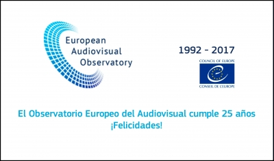Observatorio Europeo del Audiovisual 25 años