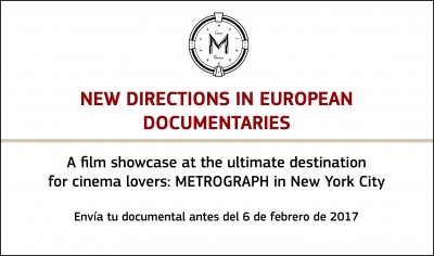 New Directions in European Documentaries Metrograph NY