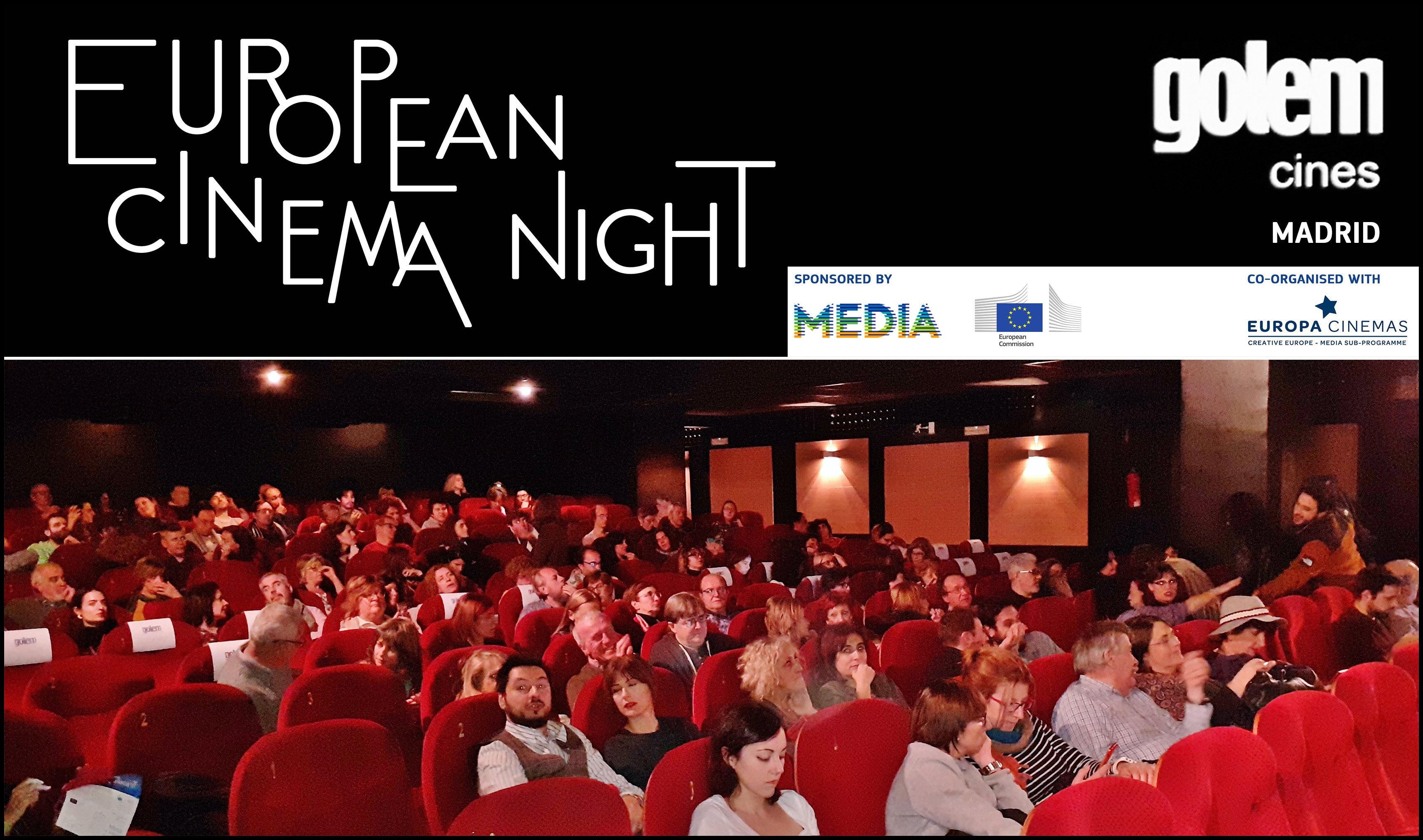 EUROPEAN CINEMA NIGHT: Recordamos su segunda edición en España